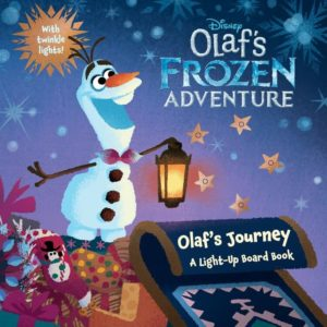 Olaf's Frozen Adventure by Broke Vitale