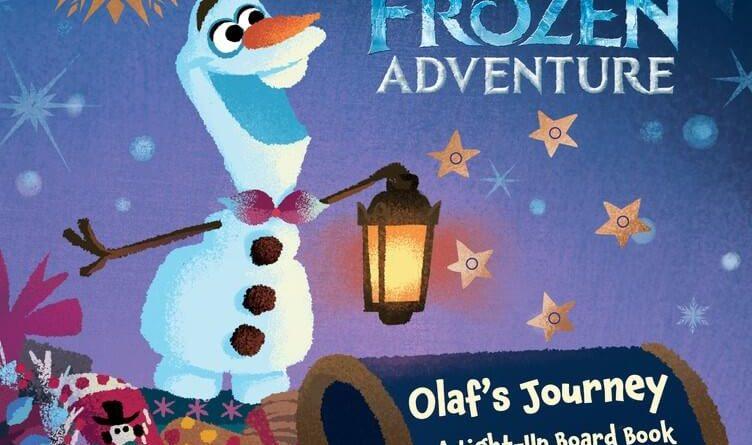 Olaf's Frozen Adventure by Broke Vitale