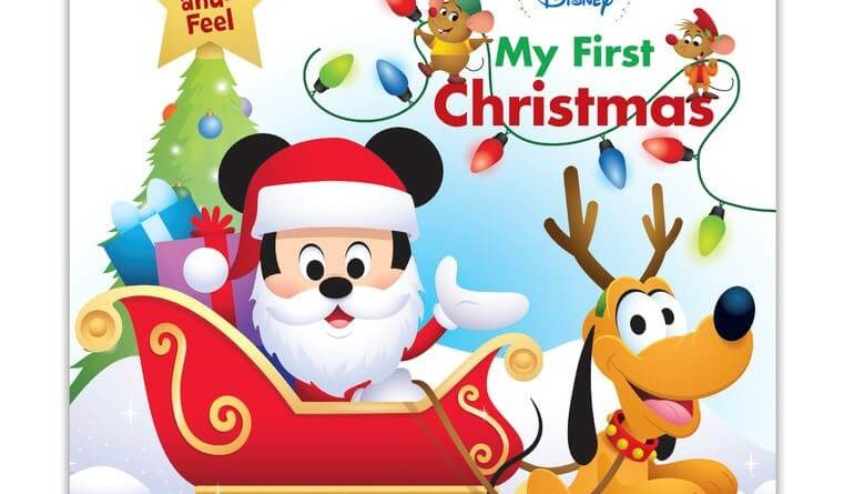 Disney Baby: My First Christmas