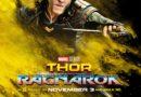 Thor: Ragnarok – Contender Spot & Character Posters