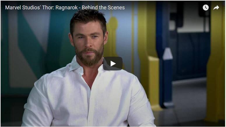 Thor: Ragnarok Behind the Scenes