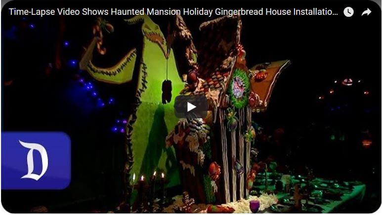 Trio of Three Recent Disney Parks Halloween Videos