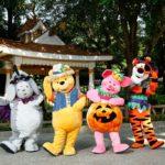 Hong Kong Disneyland Halloween Time 2017 Information