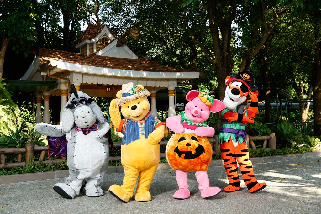 Hong Kong Disneyland Halloween Time 2017 Information – The Geek's ...