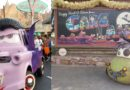 1st Look – Cars Land Haul-O-Ween