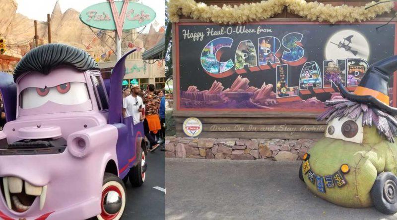 Cars Land Haul-O-Ween Featured