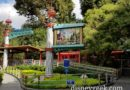 Disneyland Railroad Tomorrowland Station