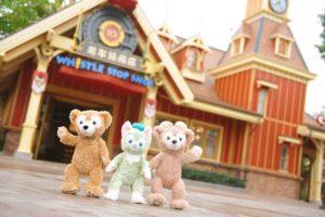 Gelatoni at Shanghai Disney Resort