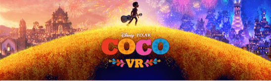 Coco VR Experience