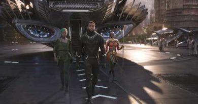 Balck Panther Trailer