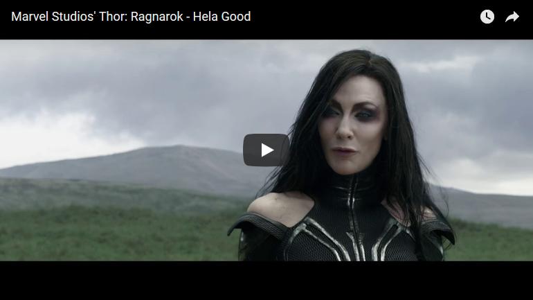 Thor Ragnarok - Hela Good
