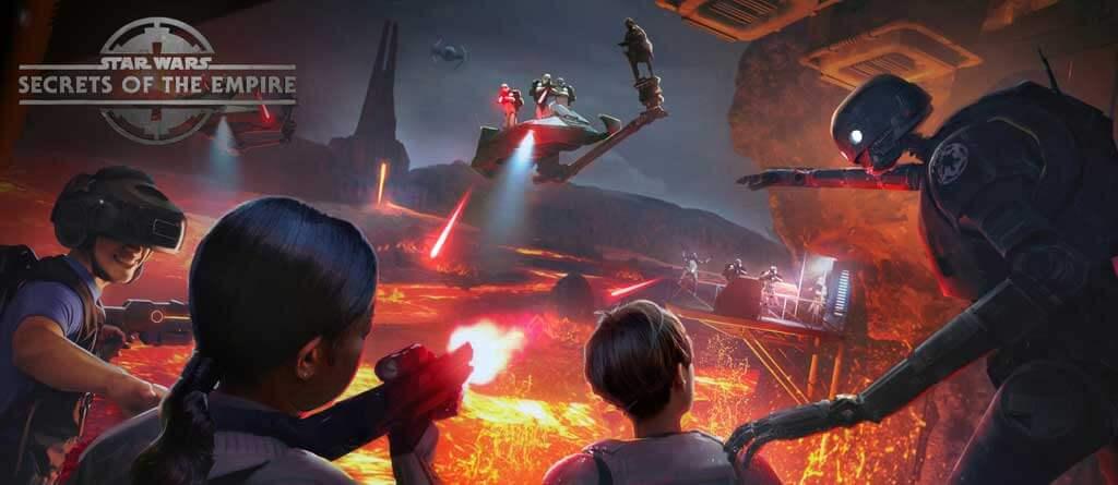 Star Wars VR - The Void