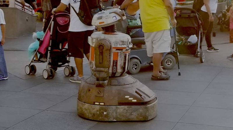 Jake the Droid - Featured
