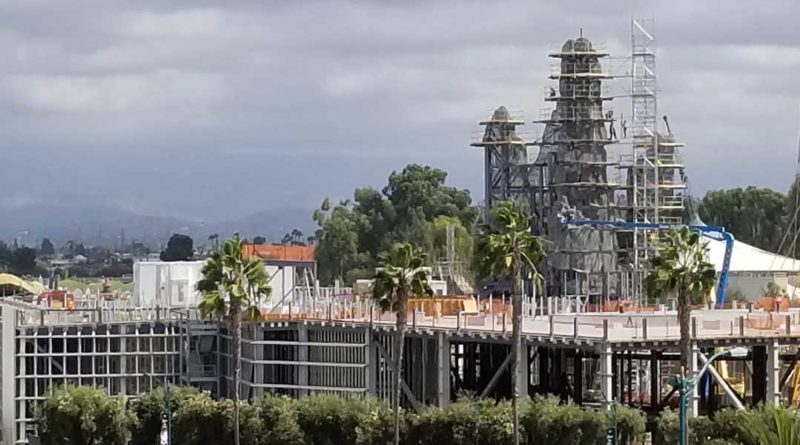 Star Wars Galaxy's Edge - 10/20