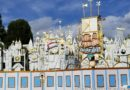 it's a small world reopens next Friday with the Holiday overlay