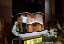 Disney's Grand Californian Hotel Gingerbread House is Under Construction
