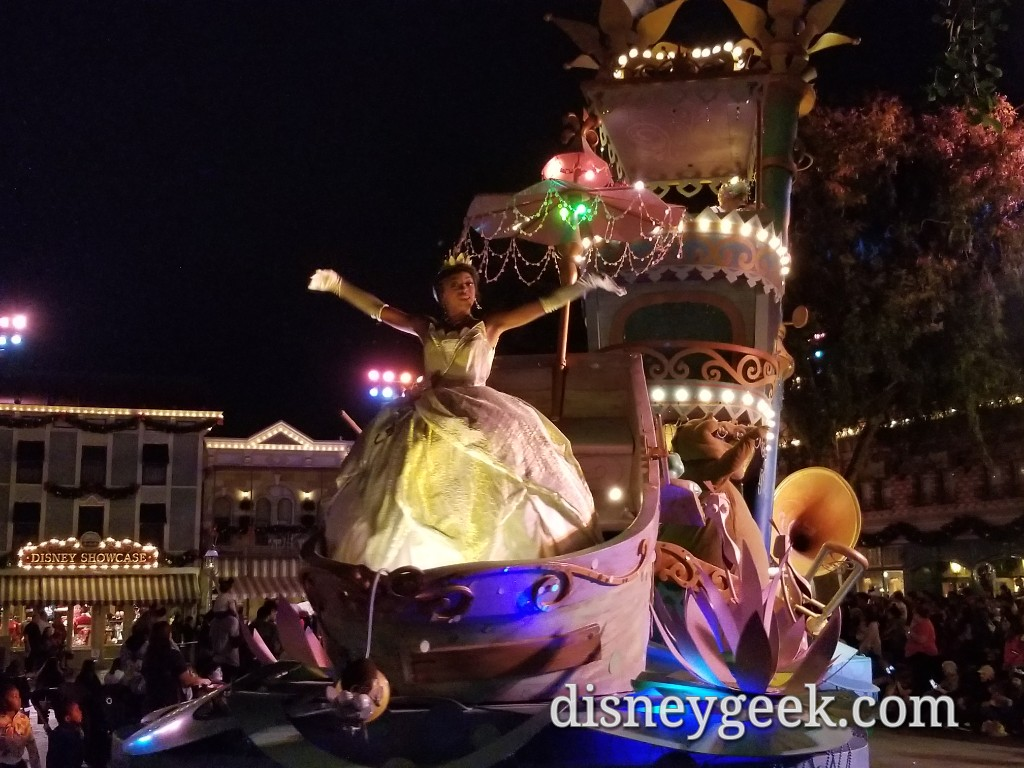 Mickey's Soundsational Parade Under the Lights (several