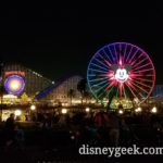 Ready for World of Color -Season of Light