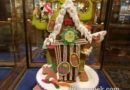Disneyland Haunted Mansion Holiday Gingerbread House – $285
