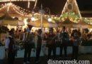Dickens Yuletide Band performing near Jolly Holiday Bakery