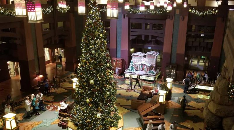 Grand Californian Lobby - Featured