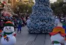 Disneyland A Christmas Fantasy Parade (several pictures)