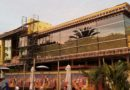 Downtown Disney  Splitsville Construction Pictures (11/03)