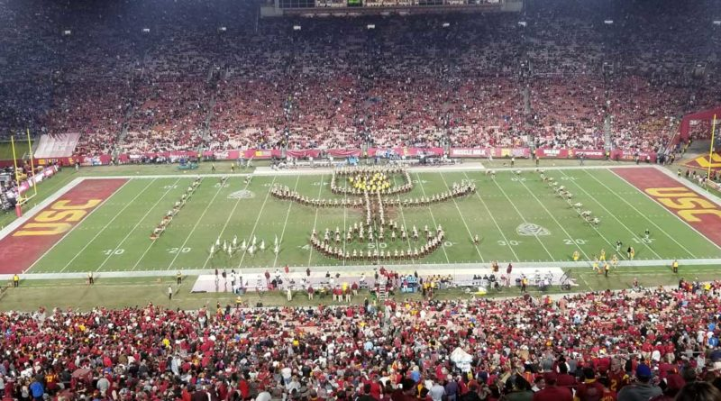 USC Band Guardians of the Galaxy