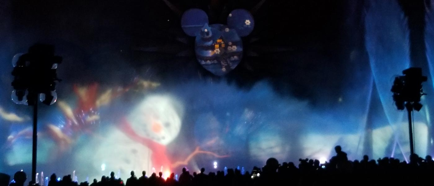 World of Color – Season of Light (several pictures)