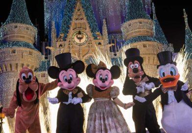 Walt Disney World Resort – New Year's Eve Festivities