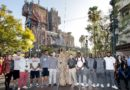 Rose Bowl Teams Visit Disneyland Resort