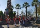 Holiday Toy Drummers at Disney Festival of Holidays