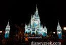 Cinderella Castle at the Magic Kingdom in Walt Disney World