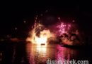 Closing out my last evening with Illuminations Reflections of Earth at Epcot