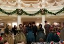 Voices of Liberty performing at the American Adventure in Epcot
