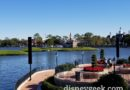 A final look at Epcot World Showcase as I head to Magical Express Bus