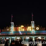 Festival of Holidays sign is having some light issues tonight
