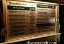 Disneyland waits as of 5:55pm