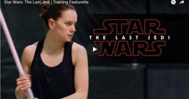 Star Wars: The Last Jedi – Training Day Featurette
