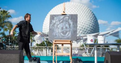 2018 Epcot International Festival of the Arts Adds More Days, Broadway Talent, Plus Artful Food and Fun Jan. 12-Feb. 19