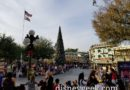Arrived at Disneyland just before the 3:30 parade