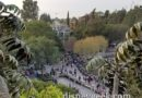 New Orleans Square from Tarzans tree house