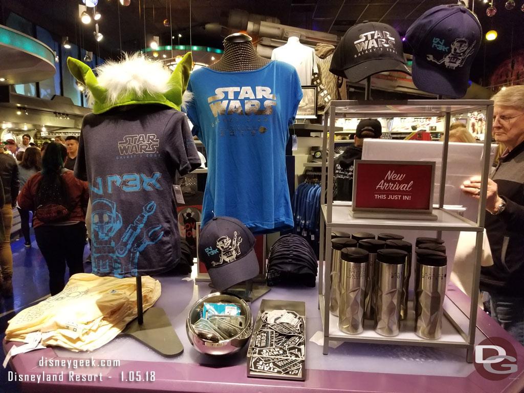 Star Wars: Galaxy's Edge - Shirt