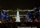 Believe in Holiday Magic was cancelled due to wind so just snowfall and projections