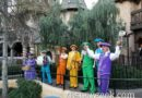 Pearly Band in Fantasyland at Disneyland
