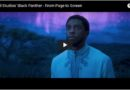 Black Panther – From Page to Screen Featurette & Album News