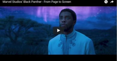 Black Panther - Featurette