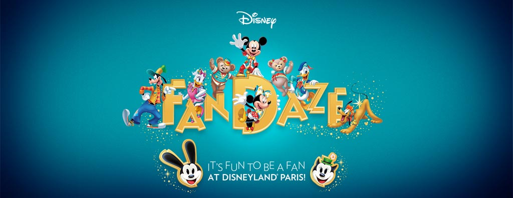 Disneyland Paris - Fan Daze