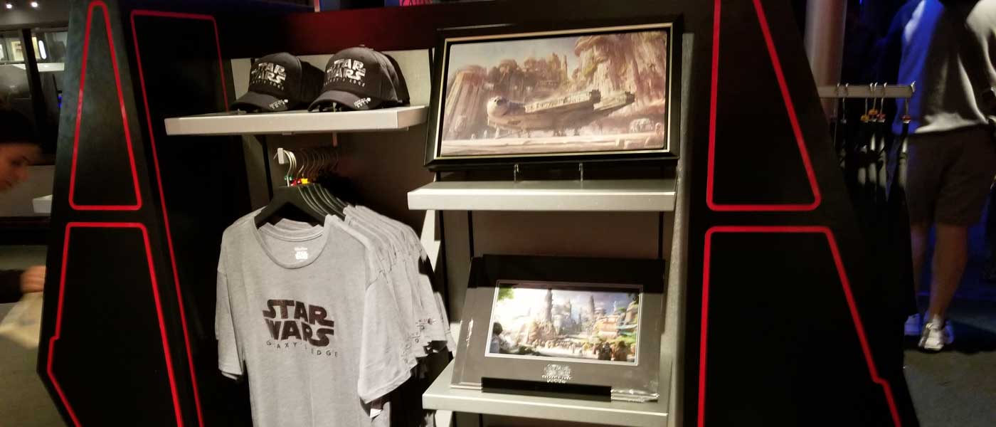 Star Wars: Galaxy's Edge Merchandise at Disneyland