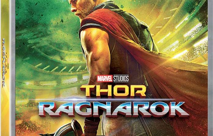Thor: Ragnarok - Home Video